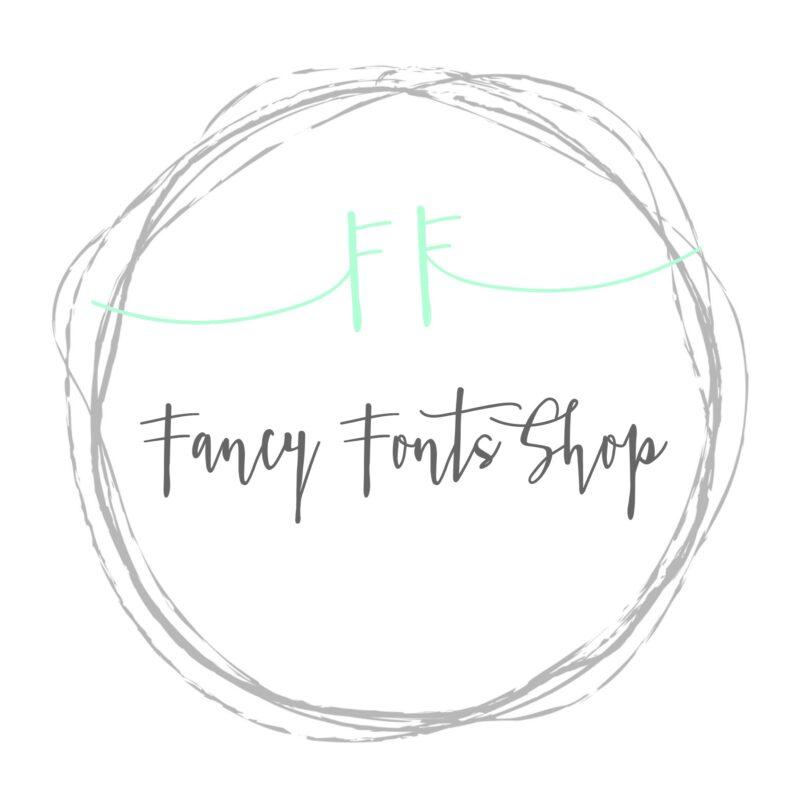 Fancy Fonts Shop