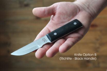 Hip Knife, self defense knife