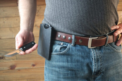 phone case wallet belt attached