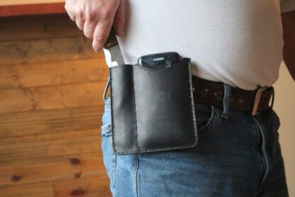 Burls Knife Wallet