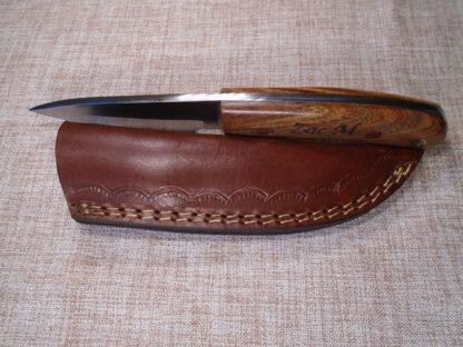 Customizable Knife and Sheath